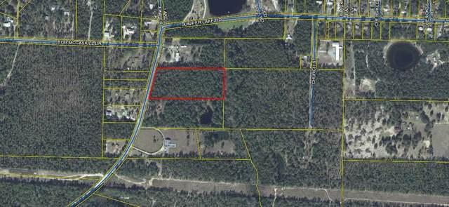 000 Juniper Lake Road, Defuniak Springs, FL 32433 (MLS #881857) :: Scenic Sotheby's International Realty