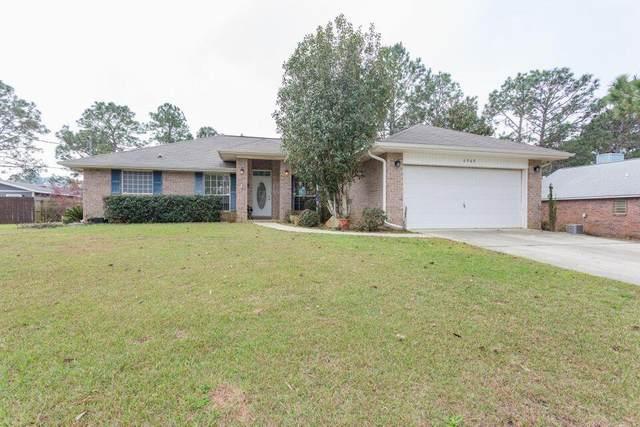 6969 Flintwood St Street, Navarre, FL 32566 (MLS #881865) :: Linda Miller Real Estate