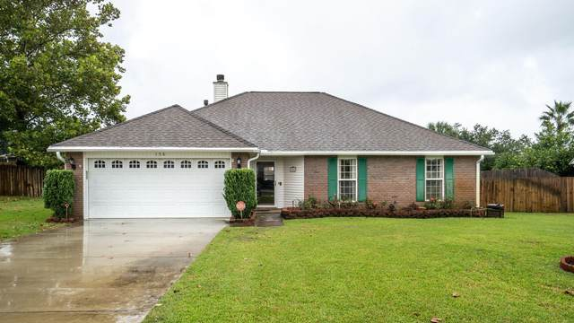 156 Long Pointe Drive, Mary Esther, FL 32569 (MLS #881882) :: Scenic Sotheby's International Realty