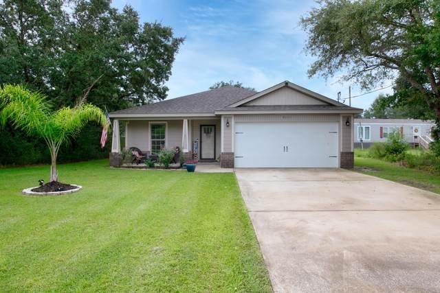 8151 Molina Street, Navarre, FL 32566 (MLS #881888) :: Linda Miller Real Estate