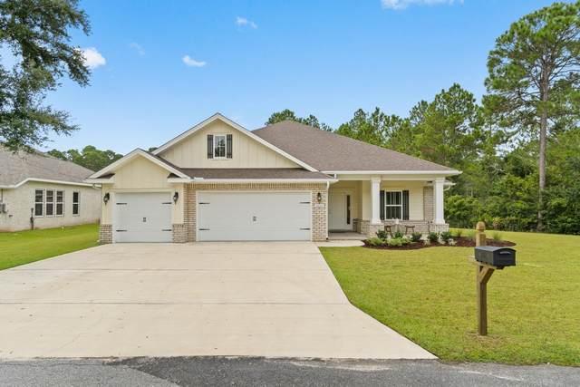 3665 Bob Tolbert Road, Navarre, FL 32566 (MLS #881909) :: Briar Patch Realty