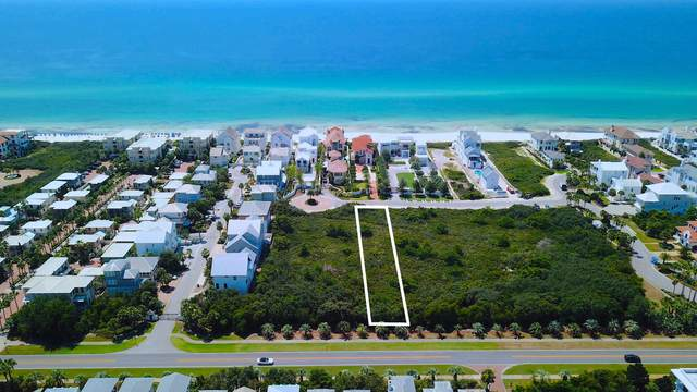Lot 6 Paradise By The Sea Court, Seacrest, FL 32461 (MLS #881914) :: Coastal Luxury