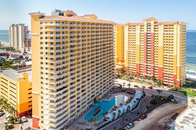 15928 Front Beach Road #1004, Panama City Beach, FL 32413 (MLS #881916) :: Scenic Sotheby's International Realty