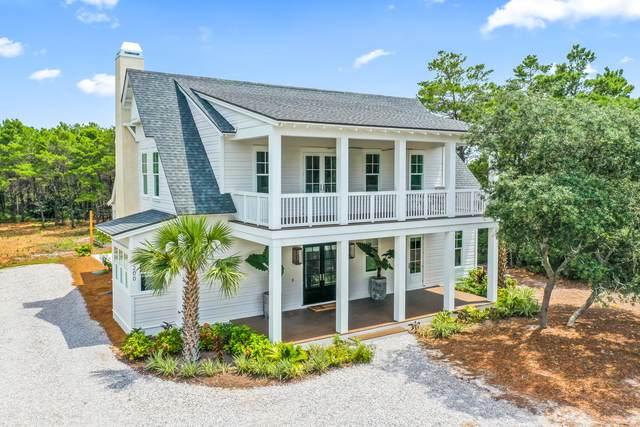 200 N Walton Lakeshore Drive, Inlet Beach, FL 32461 (MLS #881917) :: Rosemary Beach Realty