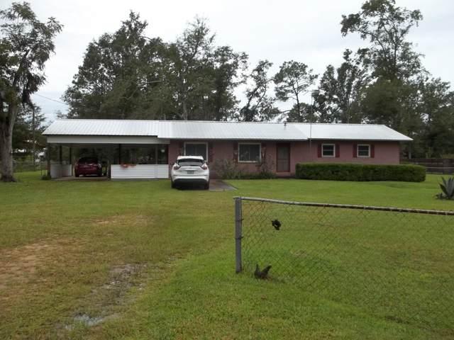 1516 Foxworth Road, Chipley, FL 32428 (MLS #881947) :: Coastal Luxury