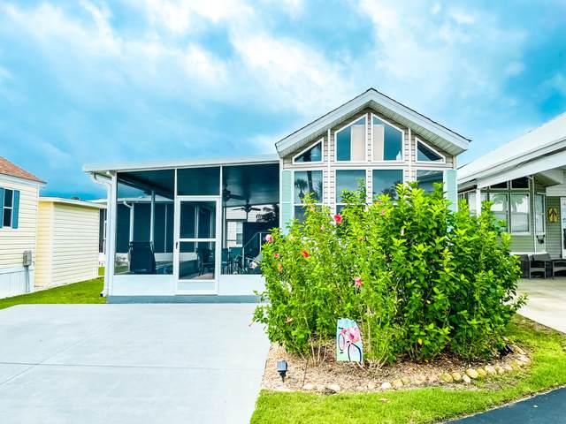 1219 Thomas Drive #286, Panama City Beach, FL 32408 (MLS #881969) :: Beachside Luxury Realty
