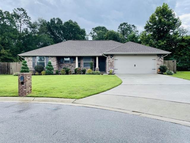 5227 English Oak Drive, Pace, FL 32571 (MLS #882033) :: RE/MAX By The Sea