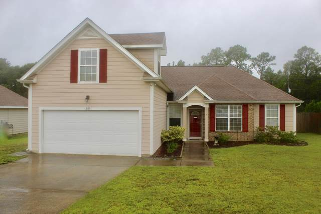 308 Peoria Boulevard, Crestview, FL 32536 (MLS #882039) :: RE/MAX By The Sea