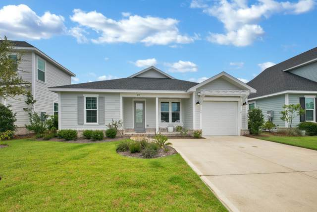 89 Cambium Court, Inlet Beach, FL 32461 (MLS #882040) :: Keller Williams Realty Emerald Coast