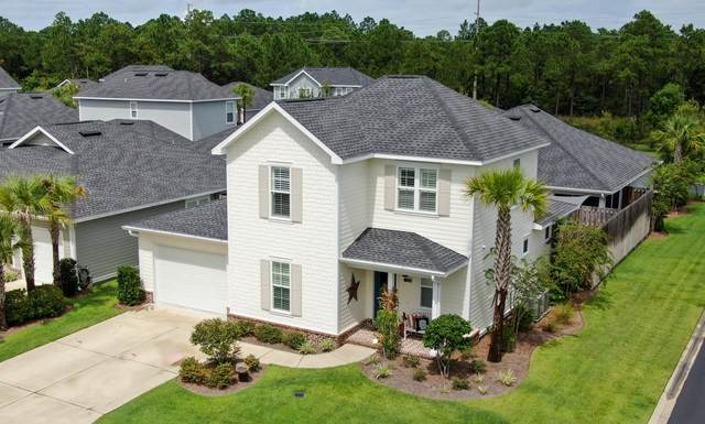 223 Chapman Street, Santa Rosa Beach, FL 32459 (MLS #882056) :: Keller Williams Realty Emerald Coast