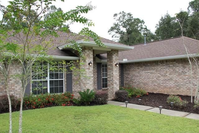 433 Tree Swallow Drive, Pensacola, FL 32503 (MLS #882062) :: Corcoran Reverie