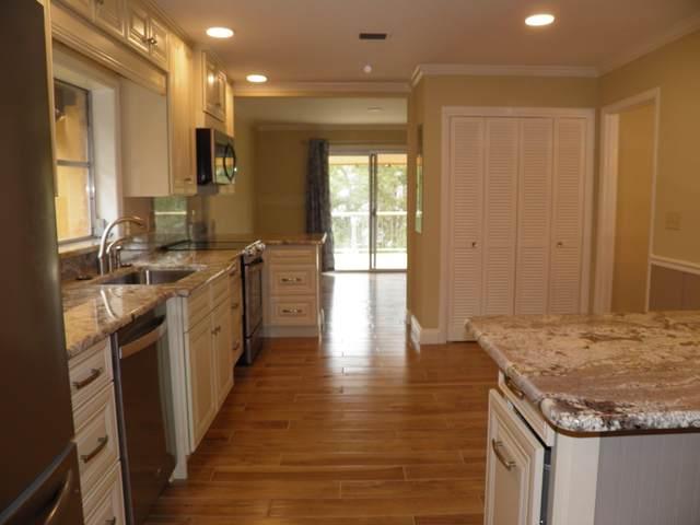 632 Gap Creek Drive (Upper Level Un, Fort Walton Beach, FL 32548 (MLS #882073) :: Luxury Properties on 30A
