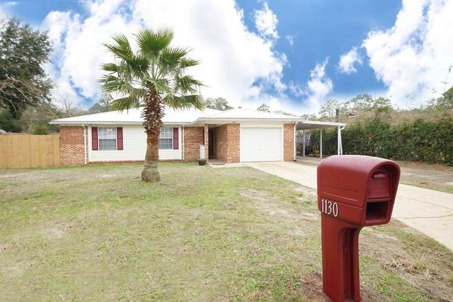 1130 Coral Drive, Niceville, FL 32578 (MLS #882104) :: Briar Patch Realty