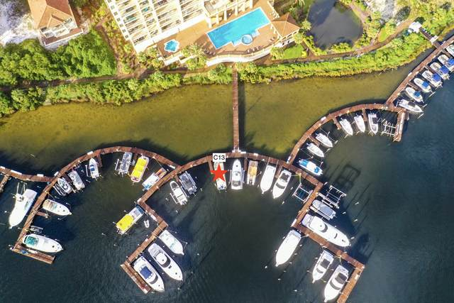 770 Harbor Boulevard C13, Destin, FL 32541 (MLS #882112) :: Emerald Life Realty