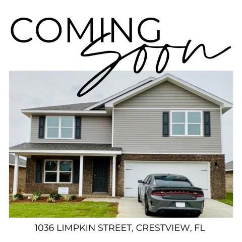 1036 Limpkin Street, Crestview, FL 32539 (MLS #882113) :: Scenic Sotheby's International Realty