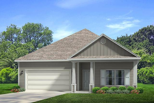 215 Jr's Way Lot 1020, Santa Rosa Beach, FL 32459 (MLS #882116) :: Berkshire Hathaway HomeServices Beach Properties of Florida