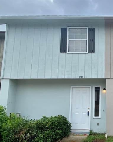 160 SE Scottwood Drive, Fort Walton Beach, FL 32548 (MLS #882129) :: Scenic Sotheby's International Realty