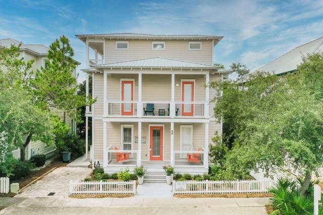 24 S Ryan Street, Santa Rosa Beach, FL 32459 (MLS #882163) :: Berkshire Hathaway HomeServices Beach Properties of Florida