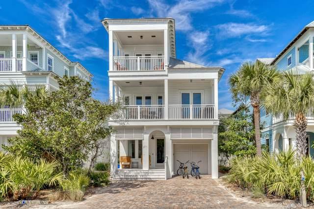 247 Winston Lane, Inlet Beach, FL 32461 (MLS #882164) :: Rosemary Beach Realty