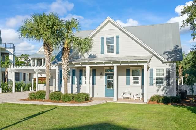 94 Pelican Glide Lane, Inlet Beach, FL 32461 (MLS #882184) :: Berkshire Hathaway HomeServices Beach Properties of Florida