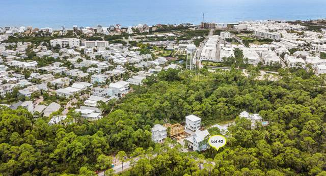 Lot 42 Sweetgum Loop, Inlet Beach, FL 32461 (MLS #882208) :: Berkshire Hathaway HomeServices PenFed Realty
