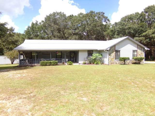 5918 Roberts Road, Crestview, FL 32536 (MLS #882222) :: Rosemary Beach Realty