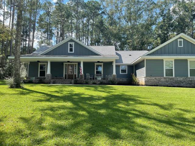 5822 Dairy Road, Baker, FL 32531 (MLS #882241) :: NextHome Cornerstone Realty
