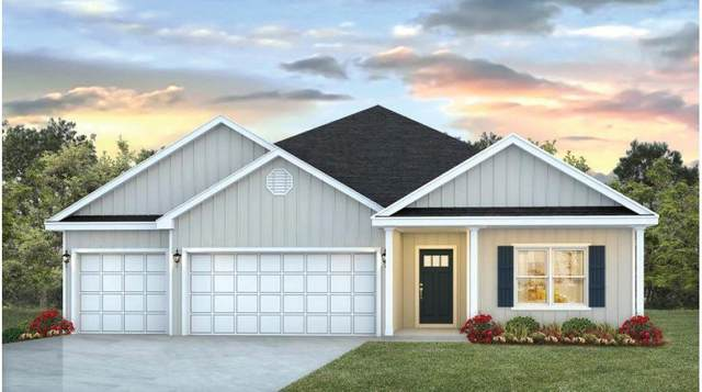 519 Mary Lou Way, Crestview, FL 32539 (MLS #882250) :: Berkshire Hathaway HomeServices Beach Properties of Florida
