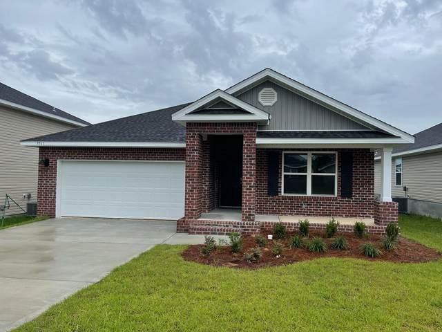 4618 Honor Guard Way, Crestview, FL 32539 (MLS #882251) :: Berkshire Hathaway HomeServices Beach Properties of Florida