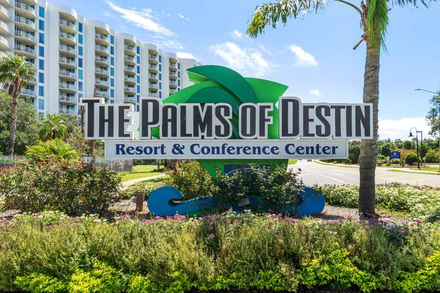 4207 Indian Bayou Trail Unit 2309, Destin, FL 32541 (MLS #882257) :: Keller Williams Realty Emerald Coast