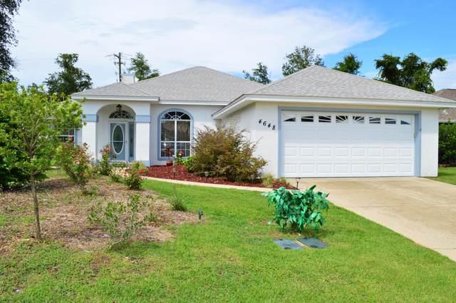 4648 Delwood Park Boulevard, Panama City Beach, FL 32408 (MLS #882294) :: Classic Luxury Real Estate, LLC