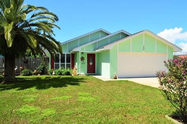 408 Gardenia Street, Panama City Beach, FL 32407 (MLS #882304) :: Classic Luxury Real Estate, LLC