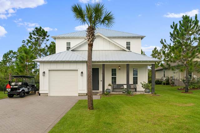 95 Sweet Breeze Drive, Santa Rosa Beach, FL 32459 (MLS #882335) :: John Martin Group