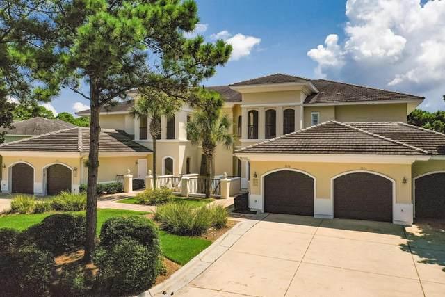 5364 Pine Ridge Lane #5364, Miramar Beach, FL 32550 (MLS #882344) :: Classic Luxury Real Estate, LLC