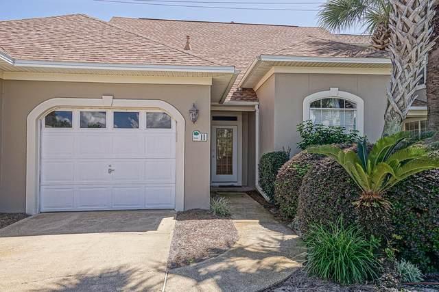 126 S Shore Drive #11, Miramar Beach, FL 32550 (MLS #882360) :: Classic Luxury Real Estate, LLC