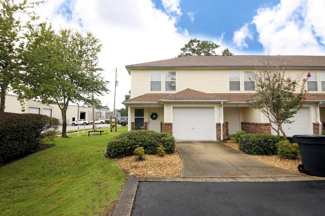 114 4Th Street Unit 101, Fort Walton Beach, FL 32548 (MLS #882373) :: Classic Luxury Real Estate, LLC