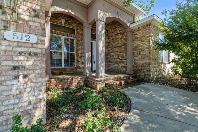 512 Grandridge Drive, Crestview, FL 32539 (MLS #882417) :: John Martin Group