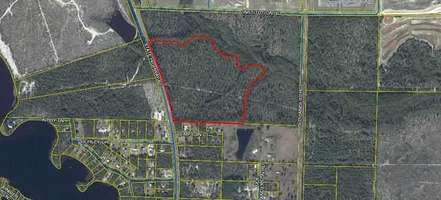000 N State Hwy 83 Highway, Defuniak Springs, FL 32433 (MLS #882465) :: Back Stage Realty