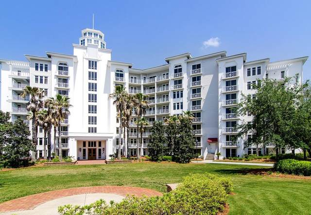 9800 Grand Sandestin Boulevard #5120, Miramar Beach, FL 32550 (MLS #882466) :: John Martin Group