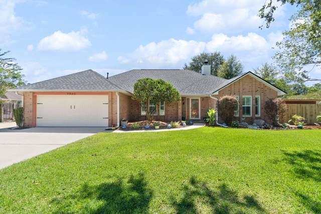 9860 Harlington Street, Cantonment, FL 32533 (MLS #882467) :: Scenic Sotheby's International Realty