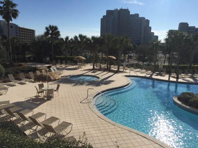 5002 S Sandestin Boulevard Unit 6121, Miramar Beach, FL 32550 (MLS #882468) :: John Martin Group