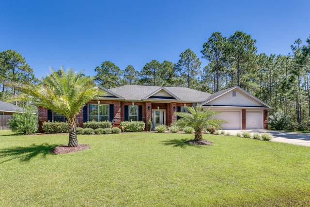 2404 Tumbleweed Drive, Navarre, FL 32566 (MLS #882484) :: Anchor Realty Florida