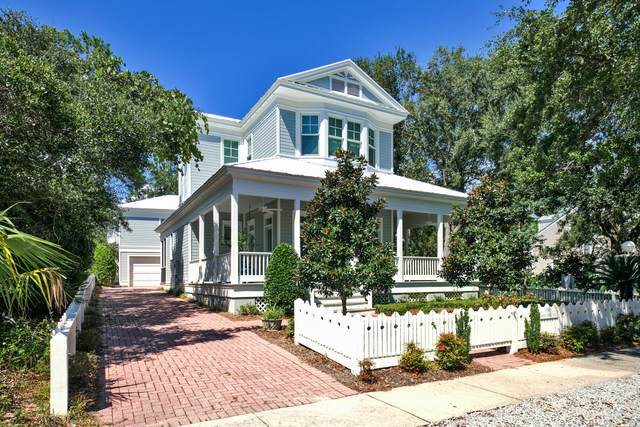 110 Village Way, Panama City Beach, FL 32413 (MLS #882491) :: Scenic Sotheby's International Realty