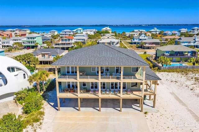 1007 Ariola Drive, Gulf Breeze, FL 32561 (MLS #882508) :: Anchor Realty Florida