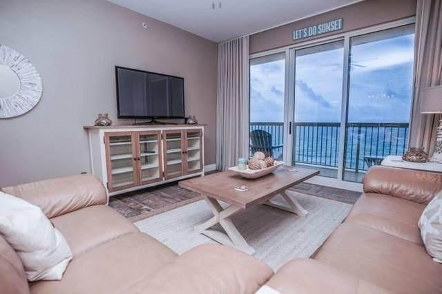 15817 Front Beach Road 1- 804, Panama City Beach, FL 32413 (MLS #882513) :: The Honest Group