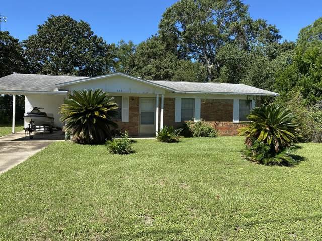 356 SW Coral Drive, Fort Walton Beach, FL 32548 (MLS #882548) :: Rosemary Beach Realty