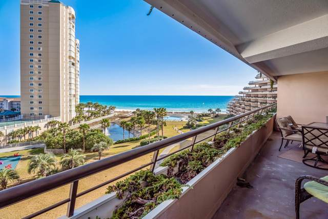 291 Scenic Gulf Drive Unit 700, Miramar Beach, FL 32550 (MLS #882568) :: The Honest Group