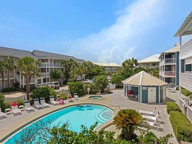 2384 Scenic Gulf Drive Unit A203, Miramar Beach, FL 32550 (MLS #882569) :: The Honest Group
