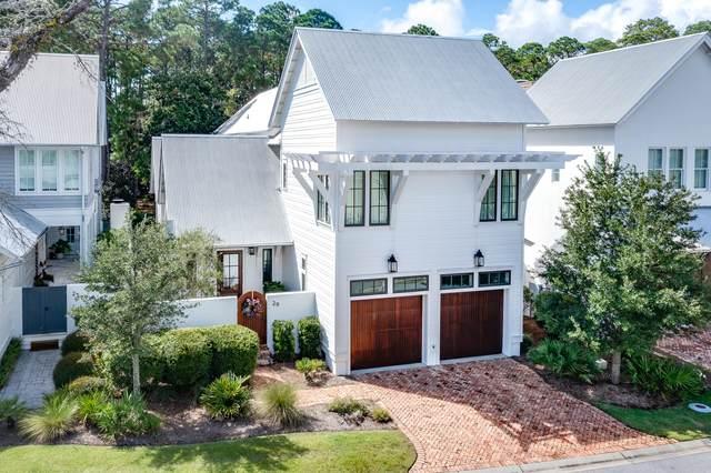 29 Bennett, Santa Rosa Beach, FL 32459 (MLS #882584) :: Berkshire Hathaway HomeServices Beach Properties of Florida