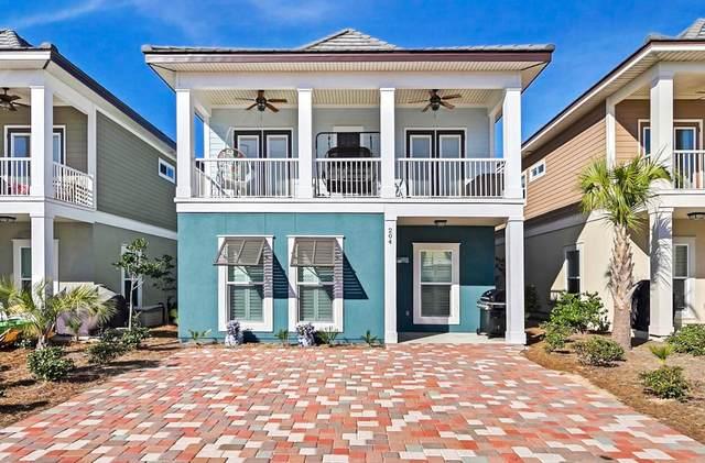 204 Tahitian Way, Destin, FL 32541 (MLS #882586) :: Beachside Luxury Realty
